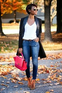 All About Fashion: Fall/Winter Looks from Black Girls Killing It