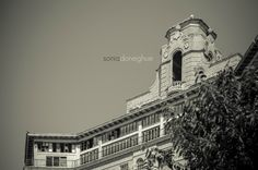 The Baker Hotel in Mineral Wells, Texas   Photo by Sonia Doneghue for High Voltage Photography   Dallas, Texas