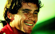 Ayrton lives in our hearts