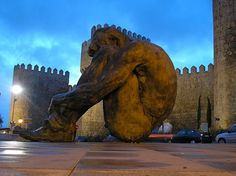 Avila, Spain and its Cathedral are a World Heritage site, and where St.Cathedral is the oldest Catholic Gothic. See Avila attractions. Spain And Portugal, Portugal Travel, Spain Travel, Travel Europe, The Places Youll Go, Places To Visit, Backpacking Spain, Spain Culture, Cities