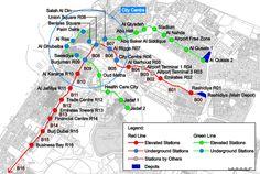 Complete Dubai Metro Map for Travelers Guidance,dubai metro map 2012,dubai metro map download,dubai metro green line map,dubai metro map red...