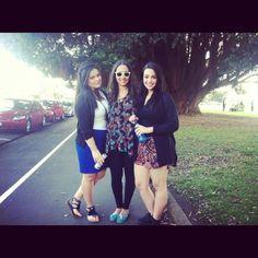 The stunning ladies i love to be around!! ❤❤