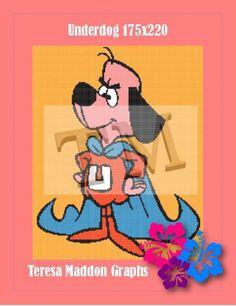 (4) Name: 'Crocheting : Underdog 175x220