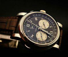 Gold Watch | Men's Fashion