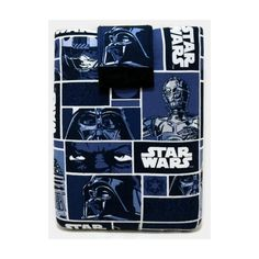 Star Wars, iPad Case, Tablet Case, Character in Blocks, Kindle Fire,... ($27) ❤ liked on Polyvore featuring accessories, tech accessories, apple ipad cover case, ipad cases, ipad mini sleeve case, ipad notebook case and ipad mini case