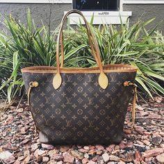 Louis Vuitton Monogram Neverfull MM just in! Call us at 813-258-8800 or email us at customerservice@mymoshposh.com if you would like to purchase! Get it quick!