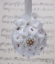Christmas....Wendy Schultz via Natalia Blanco onto Christmas Crafts.