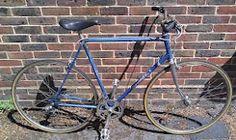 My Coventry Eagle treader...