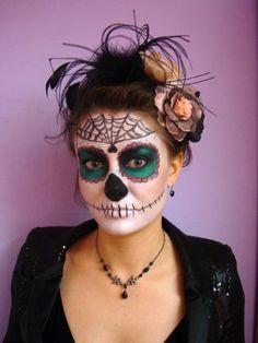 Machiaj de Halloween