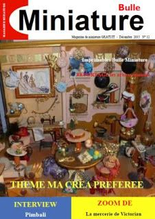 Jicolin minis: Bulle miniature n° 12