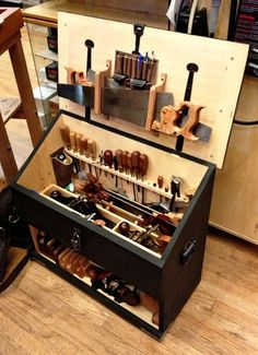 Chris Schwartz large Dutch Tool Chest