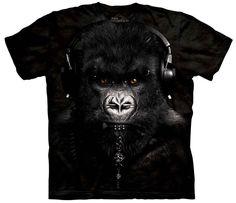 Gorilla T-Shirt | DJ Caesar Adult