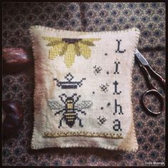 Doll's Musings: Purely About Stitching