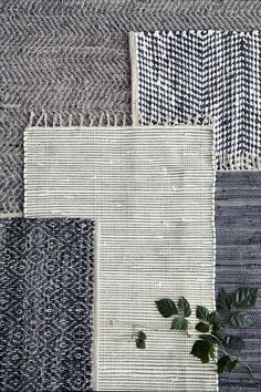 Home decor trends 2017 ∙ Layering rugs! Layering rugs has been one the most popular home decor trends in Here's some visual inspiration to help you transform your room Nordic Design, Nordic Style, Scandinavian Design, Turbulence Deco, Deco Nature, Broste Copenhagen, Ideas Hogar, Textiles, Blog Deco