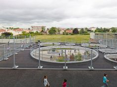 Imagem 2 de 24 da galeria de Escola Lucie Aubrac / Laurens&Loustau Architectes. Fotografia de Stéphane Chalmeau