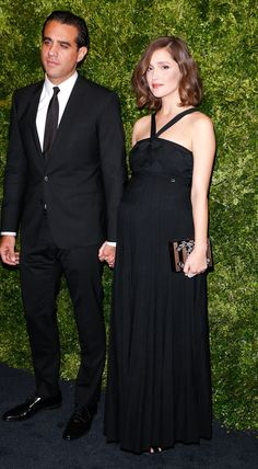 Bobby Cannavale and Rose Byrne in Chanel