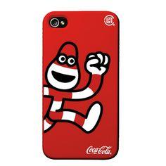 Coca-Cola X James Jarvis 125th Anniversary iPhone case