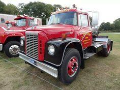 International Loadstar Heavy Duty Trucks, Big Rig Trucks, Heavy Truck, Semi Trucks, International Harvester Truck, Freight Truck, Vintage Cars, Tractors, Scouts