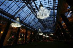 Puntos LED iluminan los Jardines de Longwood / Bruce Munro,Vía Archdaily