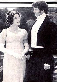 Colin Firth and Jennifer Ehle star in 1995 production of Pride and Prejudice