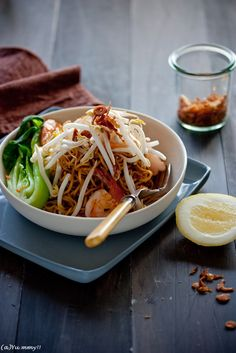 Bakmi Goreng (Indonesian Stir Fry Noodle)