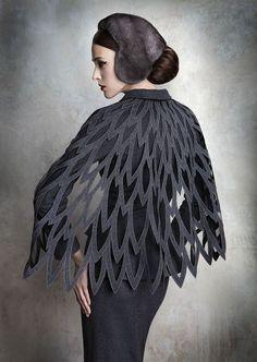 oakcat: Yulia Yanina - Couture - Fall-winter 2013-2014 at KG Details in Fashion