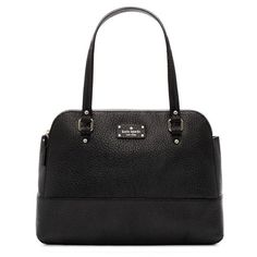 Grove Court Laniey by Kate Spade // Sister just bought this bag ... I'm about to steal it from her.