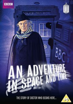 An Adventure in Space and Time DVD Pre-Order