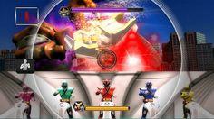 Namco Bandai Games kündigt Power Rangers Super Samurai für Kinect an