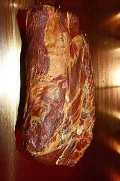 Pork neck smoke yourself - how it works! - Pork neck smoke yourself – how it works! Chicken Curry Soup, Chicken Spices, Chicken Soup Recipes, Hamburger Meat Recipes, Sausage Recipes, Beef Recipes, Barbacoa, Recipe Printer, Vegan Vegetable Soup