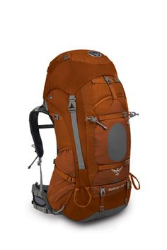 Osprey Aether 60- saw me through Europe, now getting ready for Costa Rica!