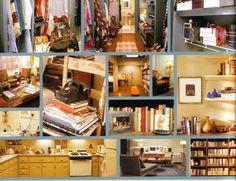 Carrie Bradshaw's apartment :)