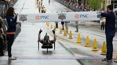 Athletics: Twenty-four Athletes Featured in 2017 DICK'S Sporting Goods Pittsburgh Marathon Handcycle Division Presented by PNC Bank