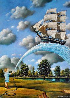 Surrealism / Surrealismo