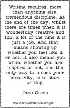 Quotable - Jane Green - Writers Write