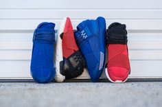 "adidas Y-3 Qasa High - ""Independence Day"" Pack"