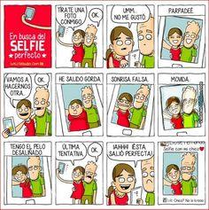 El selfie Perfecto        Gracias a http://www.cuantocabron.com/   Si quieres leer la noticia completa visita: http://www.estoy-aburrido.com/el-selfie-perfecto/