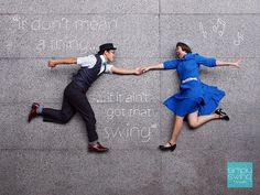 Simply Swing Taipei's fun photo shoot from above, spreading the joy of swing dancing in Taiwan! If you want to learn how to swing dance, Lindy Hop is the place to start!  https://www.flickr.com/photos/pu-tai/15252910622/in/set-72157647238258259