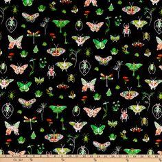 Windham Fabrics Curio Curiosities Ink - Fabric.com Windham Fabrics, Name Design, Home Decor Items, Discount Designer, Decorative Items, Fabric Weights, Accent Decor, Fabric Design