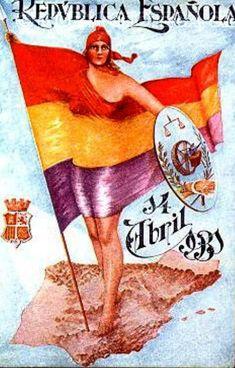 Blog republicano independiente, que lucha por una democracia autentica y participativa. Civil War Art, Propaganda Art, Political Posters, Old Signs, Party Poster, Japan, Vintage Posters, Wwii, Spanish