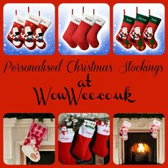Personalised Christmas Stockings http://www.wowwee.co.uk/Personalised-Christmas-Stockings-WowWee-co-uk-s/35.htm