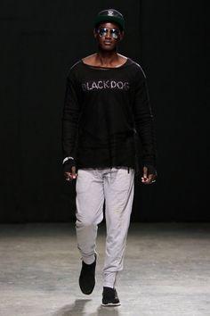 Black Dog Fall/Winter 2016 - South Africa Menswear Week