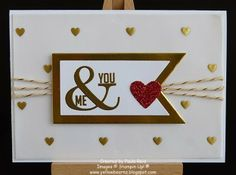 Perfect Pennants Stampin' Up!