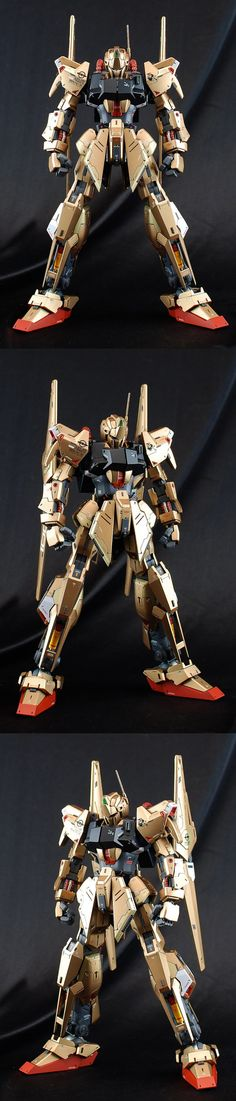 MG 1/100 百式 	work by grewo...
