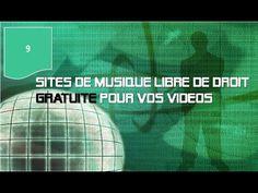 9 sites de musique libre de droit gratuite - YouTube Montage, Tools