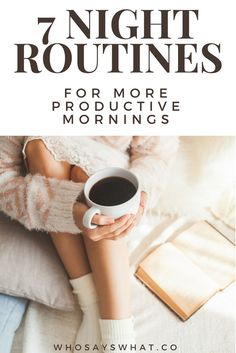 Night routine of healthy people!  Looking to be healthier?  You need this night routine in your life!  This night routine will work for kids, for teens, for college, and for adults!  With free night routine shut down from electronics challenge!  Start becoming healthier tonight!  FREE PRINTABLES!