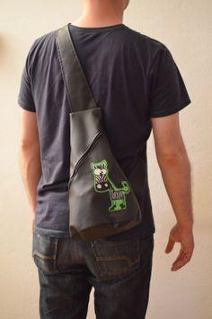 sannesu`s: Crossbag, pattern by farbenmix.de Taschenspieler2-CD #sewing #nähen #diy #pattern