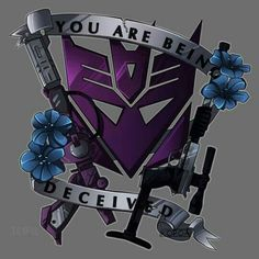Decepticons-you are being deceived
