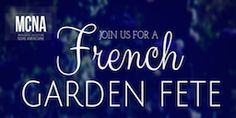 French Garden Fête by the MCNA