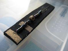 Fabric Potentiometers